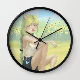 Nova Wall Clock