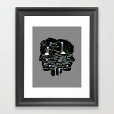 Mine is Yours Framed Art Print