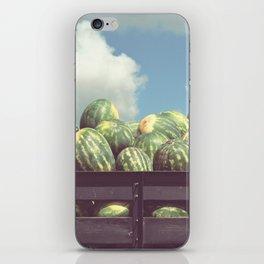 watermelons, immokalee iPhone Skin