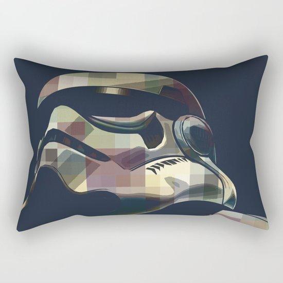 Star War | Storm Trooper Color Square * Movies Inspiration Rectangular Pillow