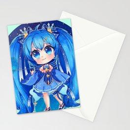 Snow Miku 2017 Stationery Cards