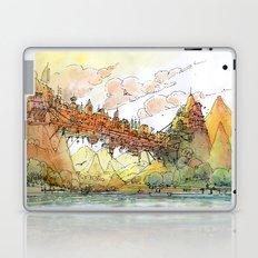 La Citta' Ponte Laptop & iPad Skin