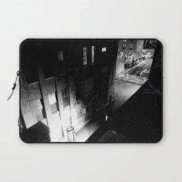 Alley Crime Laptop Sleeve