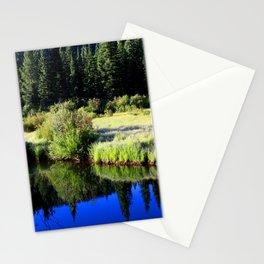 Watercolor Landscape, Lost Creek Wilderness 38, Colorado Stationery Cards