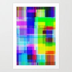 Colors#11 Art Print