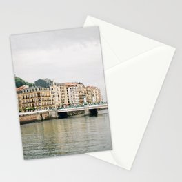 San Sebastian, Spain Stationery Cards