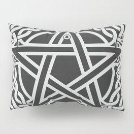 Celtic Pentagram Pillow Sham