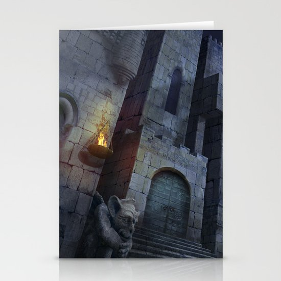 The Castle Stationery Cards