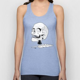The Question... Unisex Tank Top