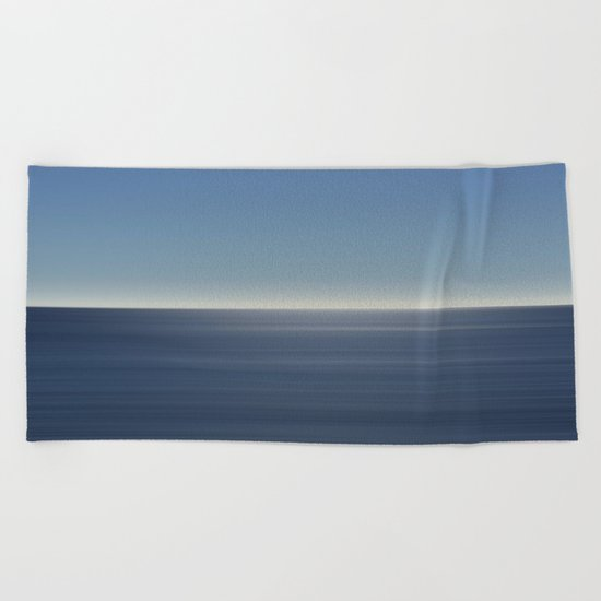 Two colours Beach Towel