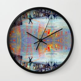 Akin to recalling, instead; understood mimicry. 04 Wall Clock