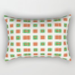 Christmas Prints Rectangular Pillow