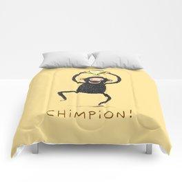 Chimpion Comforters
