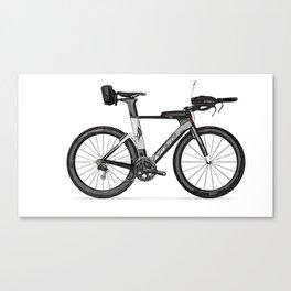 T.T. Bike Canvas Print