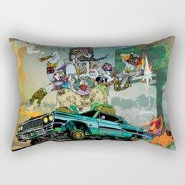 B-Side Low Ride Rectangular Pillow