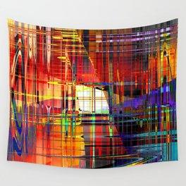 steel 3 Wall Tapestry
