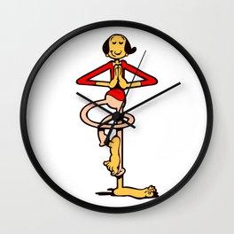 Olivia - Cartoons Wall Clock