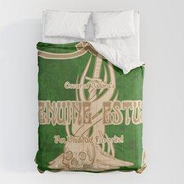 An Undead Favorite Comforters