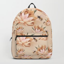 Full bloom | Busy bee Backpack