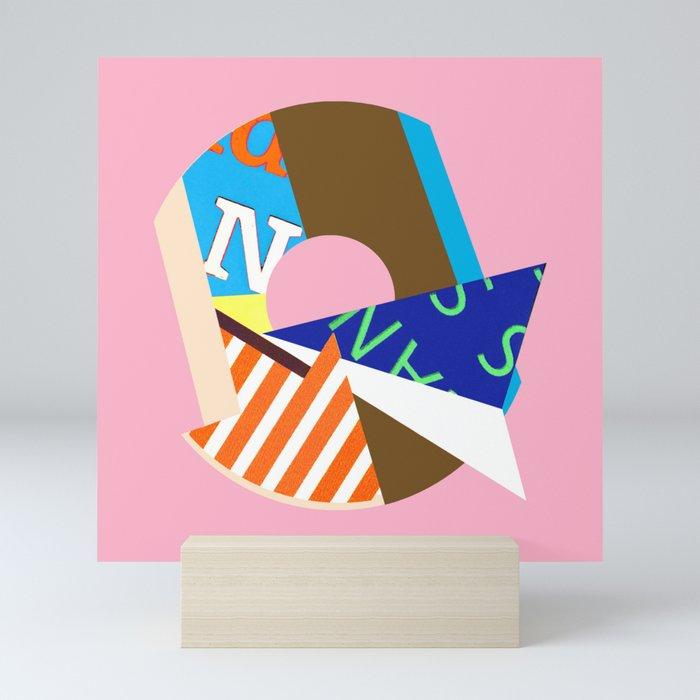 Q Mini Art Print