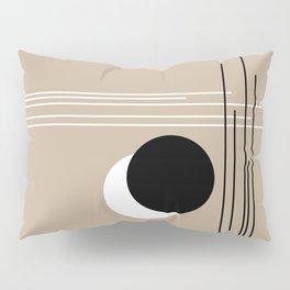 Crossover - Lines and Curves - Set 2 Pillow Sham