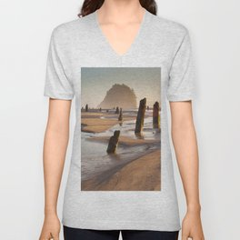 The Ghost Forest Unisex V-Neck