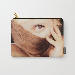 gold look Carry-All Pouch