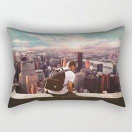 Jump ? by GEN Z Rectangular Pillow