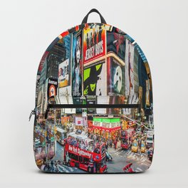 Times Square II Special Edition II Backpack