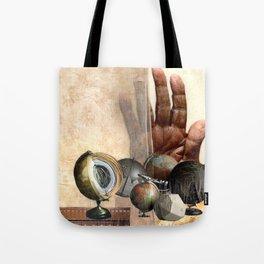 Around the World Tote Bag