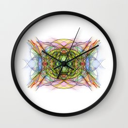 October 2015 Wall Clock