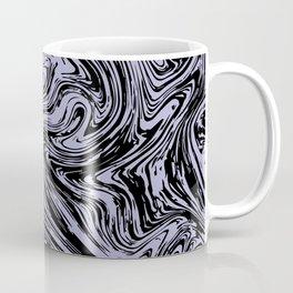 Marble pattern purple pastel Coffee Mug