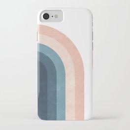 70s Rainbow iPhone Case