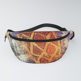 raptors 1,champion,basketball,gold,poster,wall art,2019,winners,NBA,finals,toronto,canada,painting Fanny Pack