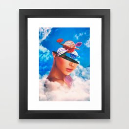 External Framed Art Print