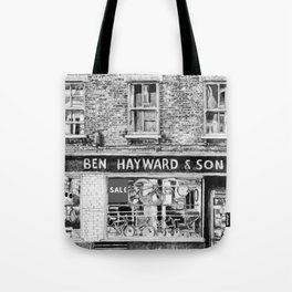Ben Haywards Tote Bag