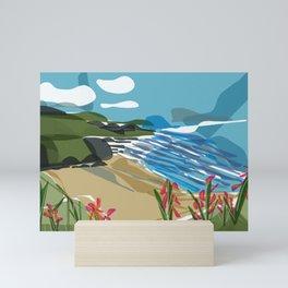 Polurrian Beach Mini Art Print