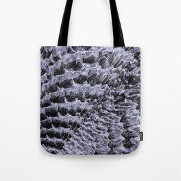Ice Fields of Antarctica Tote Bag