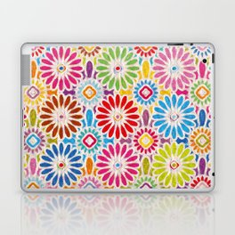 Gipsy flower Laptop & iPad Skin