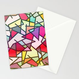 Mix #606 Stationery Cards