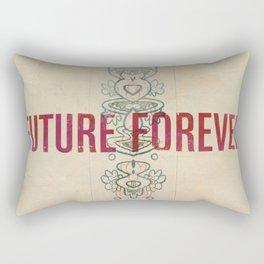 Future Forever Rectangular Pillow