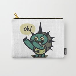 Ok! Carry-All Pouch