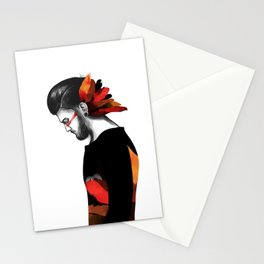 Are you with me? Stationery Cards