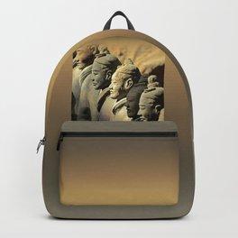 Chinese Terracotta Warriors Backpack