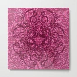 filgurie pinks Metal Print