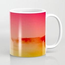 Danube Sunset//Red Passion Coffee Mug