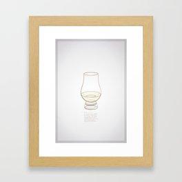 Whisky Framed Art Print