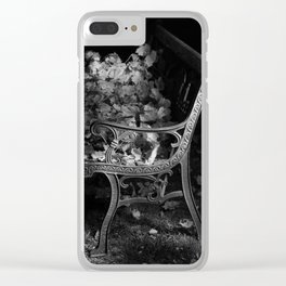 My Bench Clear iPhone Case
