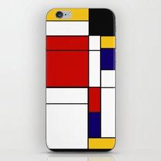 Mondrain iPhone & iPod Skin