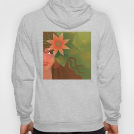 The Forest Girl Hoody
